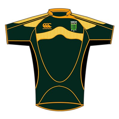 Bishopton RFC Playing Shirt
