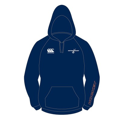 Borders Hockey Womens Laptop Hoody