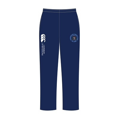 Drumpellier CC Open Hem Stadium Pants Adults Navy
