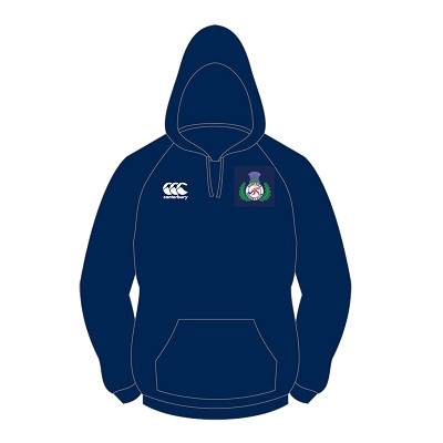 Dumfries Hockey Club Mens Laptop Hoody
