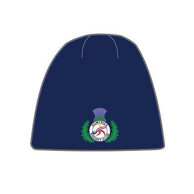 Dumfries Hockey Club Beanie Navy