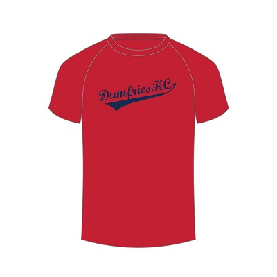 Dumfries Hockey Club Junior T-Shirt