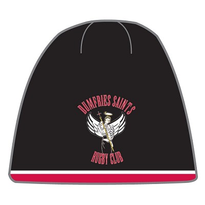 Dumfries Saints RFC Mens Beanie Hat