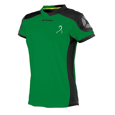 East Kilbride Hockey Ladies Playing Shirt Grn/Blk