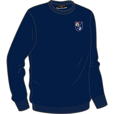 GHK Rugby Sweater Round Neck