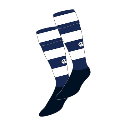 Glasgow Accies Minis Hooped Socks