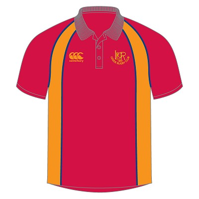 Lenzie RFC Ellis Polo Shirt