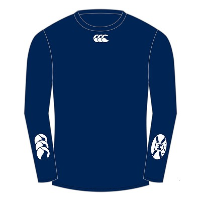 Murrayfield Wanderers Mini/Midi FC Baselayer Junior Navy