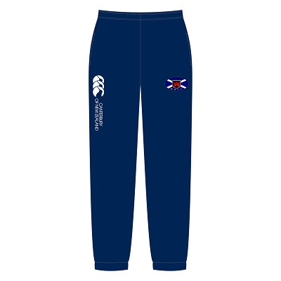 Murrayfield Wanderers Mini/Midi FC Cuffed Stadium Pant Adults Navy