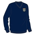 SCTA Glenmuir V Neck Sweater
