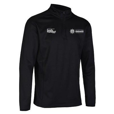 SFRS Family Support Trust Mid Layer Adults Black