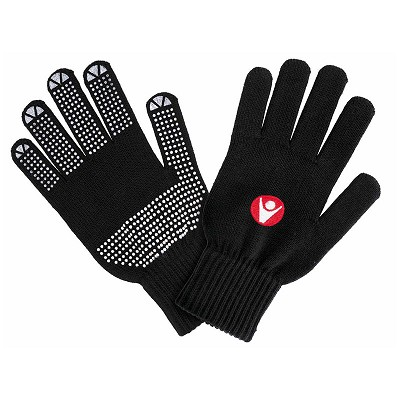 West Hoathly FC Rivet Gloves Black