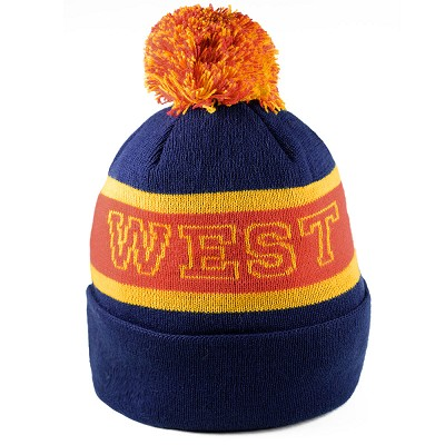 West of Scotland Bobble Beanie