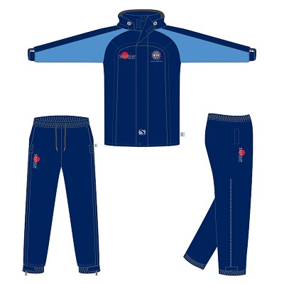 Edinburgh Uni PE Waterproof Tracksuit