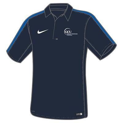 Nike Performance Polo >> Gcu Sports Men S Nike Flash 18 Ss Performance Polo Obsidian Royal