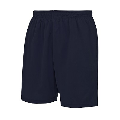 Kyle Academy Junior Cool Shorts - Navy