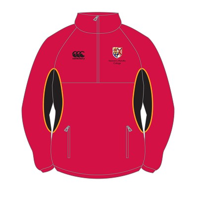 SMC 1/4 Zip Waterproof Tracksuit Top