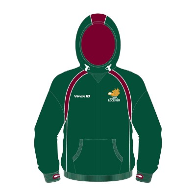 University of Leicester Men's Team Hoody