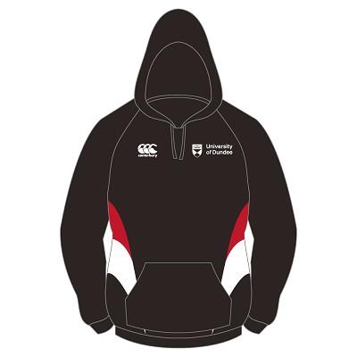 UOD Sports Bespoke Hoody Female Fit Black