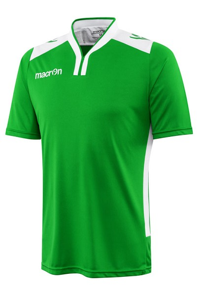 Macron Jupiter Shirt - Green/White