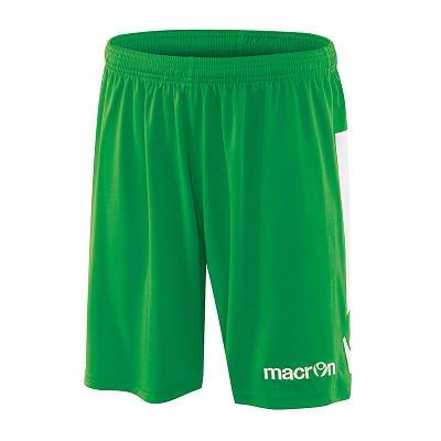 Macron Elbe Short - Green/White