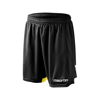 Macron Alcor Short - Black/Yellow