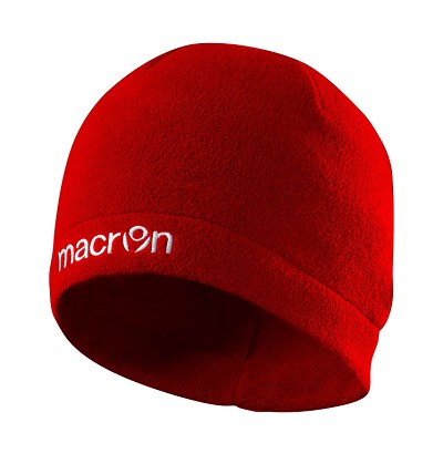 Macron Zonda Hat - Red (Pack of 5)