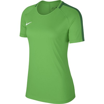 Nike Women's Academy 18 Training Top - Green Spark/Pine Green/(White)