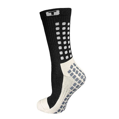 TruSox Mid-Calf Cushion - Black